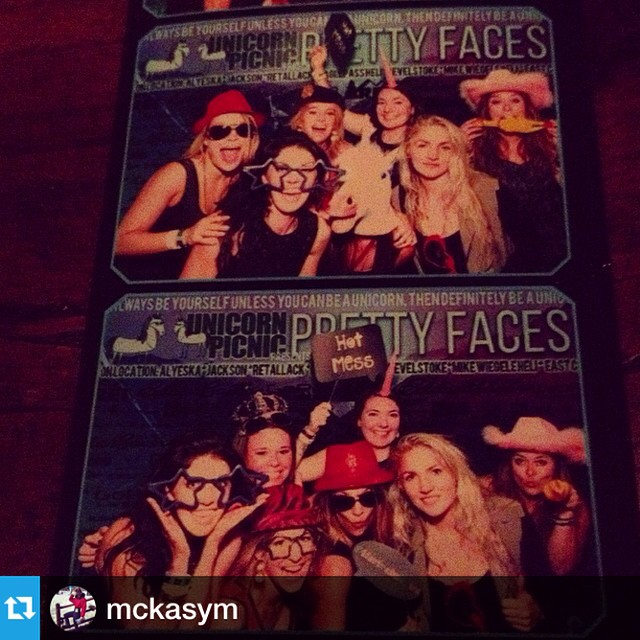 Who has pictures to share from the @prettyfacesmovie?! Tag #IAmSJ and @shejumps! We want to share the stoke! from @mckasym with @repostapp --- Awesome night with wonderfully inspiring women! #prettyfaces #shejumps #iamsj #dasboot #respectgreen
