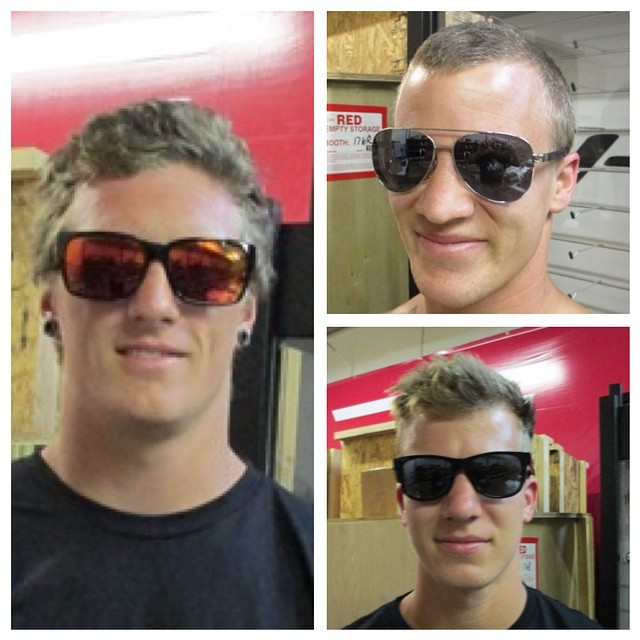 @martinhellevik and his crew rocking out their new #Hoven #shades