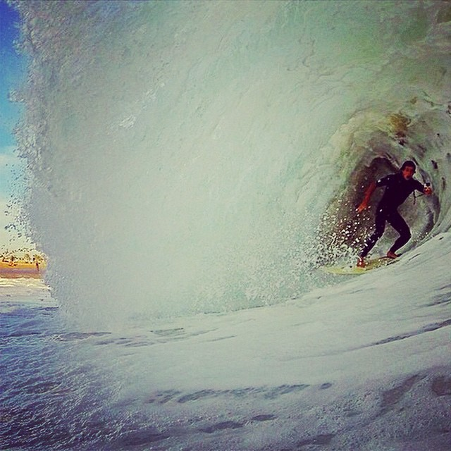 Charlie Wiggs In His Ichiban @charliewiggs : Weekend At The Wedge PC @brandonkj1 #lovematuse