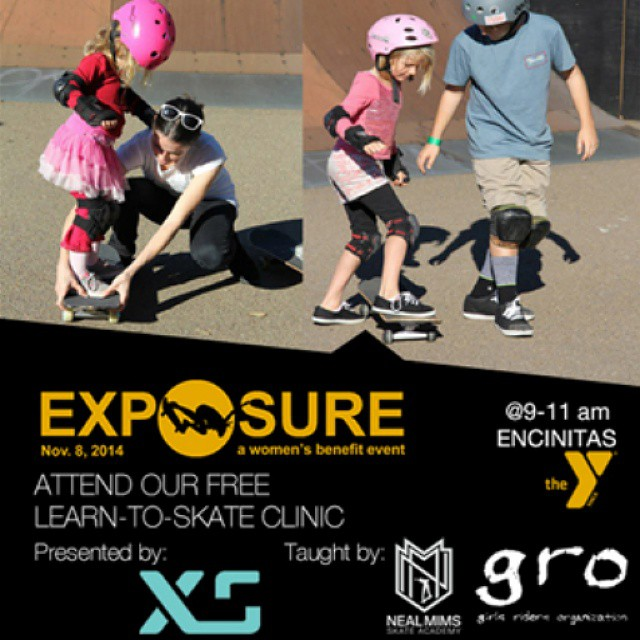 #learntoskate #exposureskate #groriders