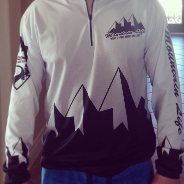 "#fall & #winter sneak peek pre-order now! ""What's your #mountainlife?"" show us with hashtag #mountainlifeco #mountainlifecompany #mountainman #coloradogram #gowhereyoudontbelong #adventure #backcountry #biking #cycling #downhill #mountainbiking..."