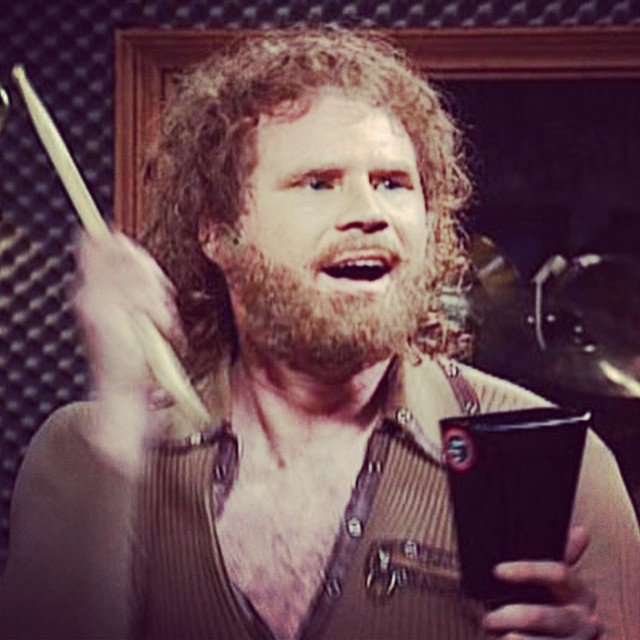 More cowbell and #lovematuse