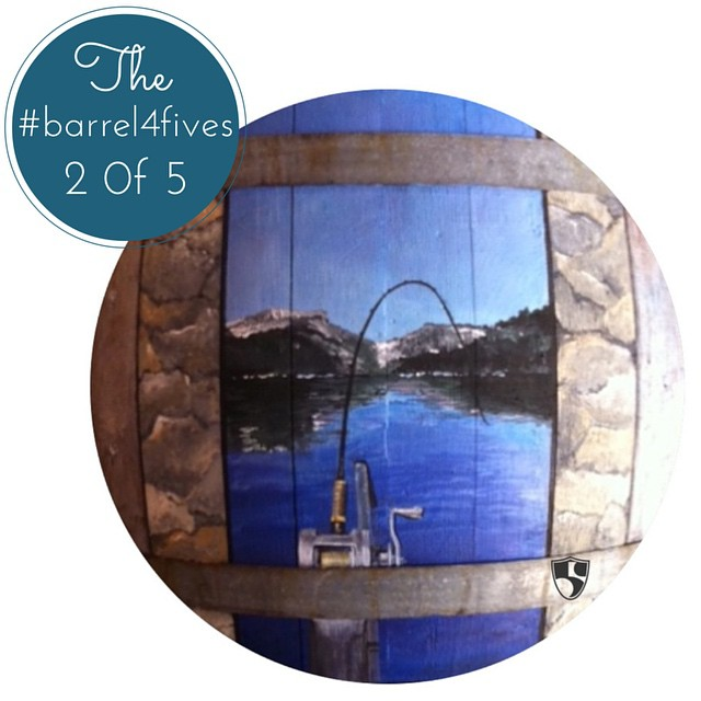 Local artist Erin Kielty, #truckeeriverwinery & Hi5 are auctioning off Erin's hand painted barrel depicting 5 scenes from the Truckee/Tahoe Area. We will be releasing each of her picturesque scenes between now and when the auction ends, Oct. 12th | All...