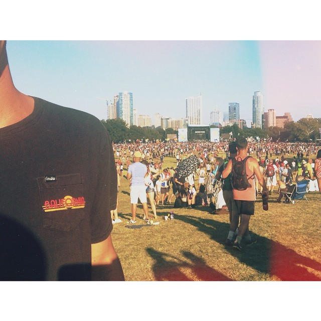 Indosole takes Austin // #aclfest #soleswithsoul #balifornia