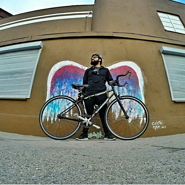 #Boombotix gives you wings! #noredbull #music #flysociety #ridesafe #ridefast #rideLOUD #morningfix