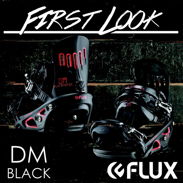 This is your FIRST LOOK at the 2014/15 DM Flux Bindings. Check out the features, description and a product video to you help decide if this is the right binder for your snowboard kit. ❄️