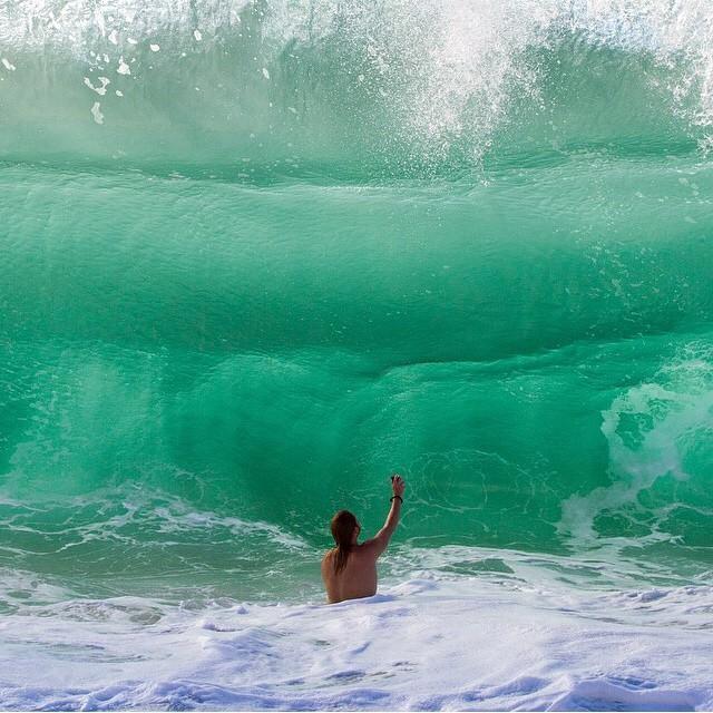 #ThisIsMyBeach | Massive shore break in Hawaii #HERO4 #LifesABeach #WheresYourBeach #GoPro #GoProHaven #kameleonz #Hawaii #Nikon #NorthShore #Canon pic by @808hotshots