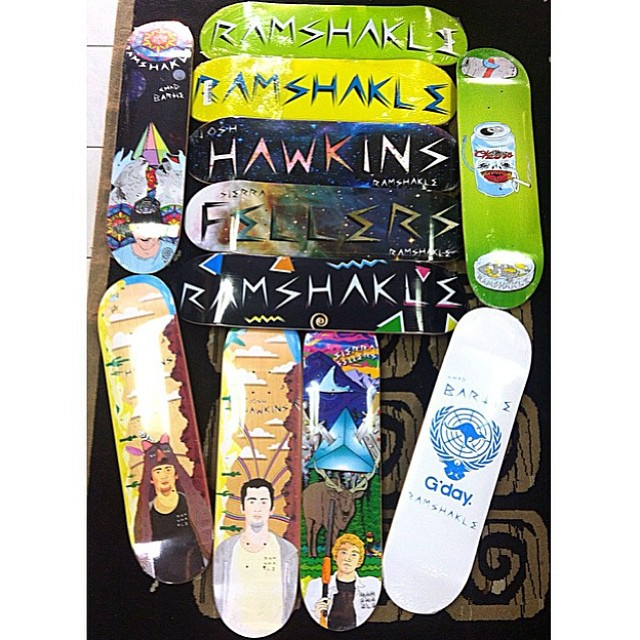 If your in Spring, Texas then visit @cadesboards to #getshakled