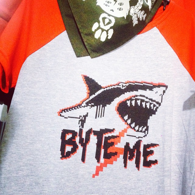 #remera #byteme #roja toda la onda
