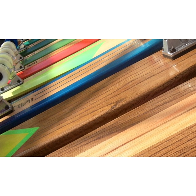 Lots of cruisers up on the site. #handmade #handmadeskateboard #skate #nashville #salemtownboardco