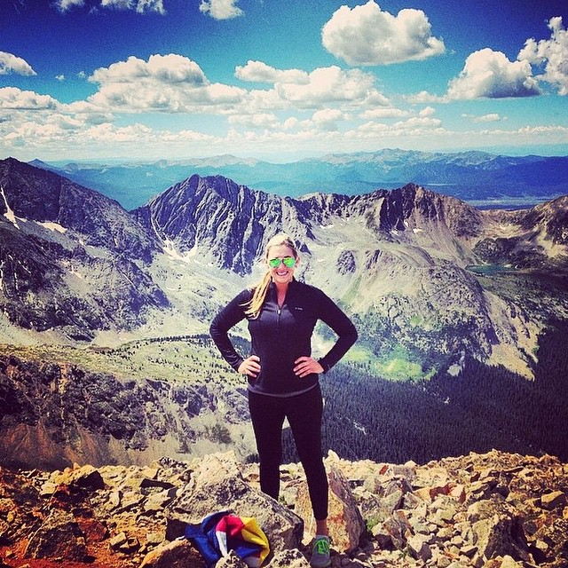 #Mountainlifeco #MountainWomen #mountainwoman #Wednesday featuring @valeray32 on top of #mthuron #CO14er #rockymountains #mountainlifeco #mountainlifecompany #dirtbarbie #mountainlife #Wednesdays celebrate #mountainlifeco #rad #outdoorwomen who push...
