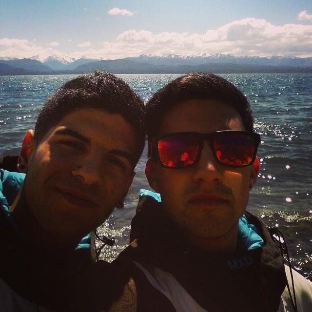 DIA III: Laaaakeeeee timeee #lake #lago #mountain #cold #mxd