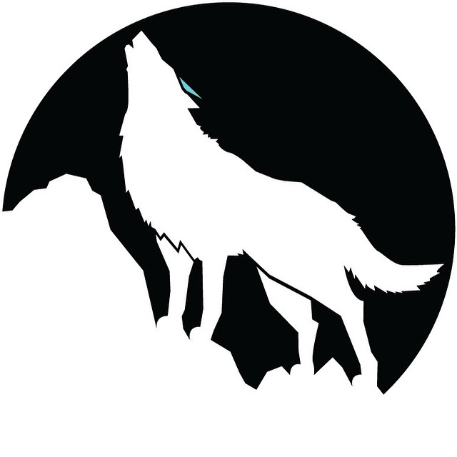 YEA OR NAY?? New concept for a consistent logo. Wolfs are badass, so are the Tetons. YOU TELL US! #GiverWolf #got99problemsbutawolfaintone