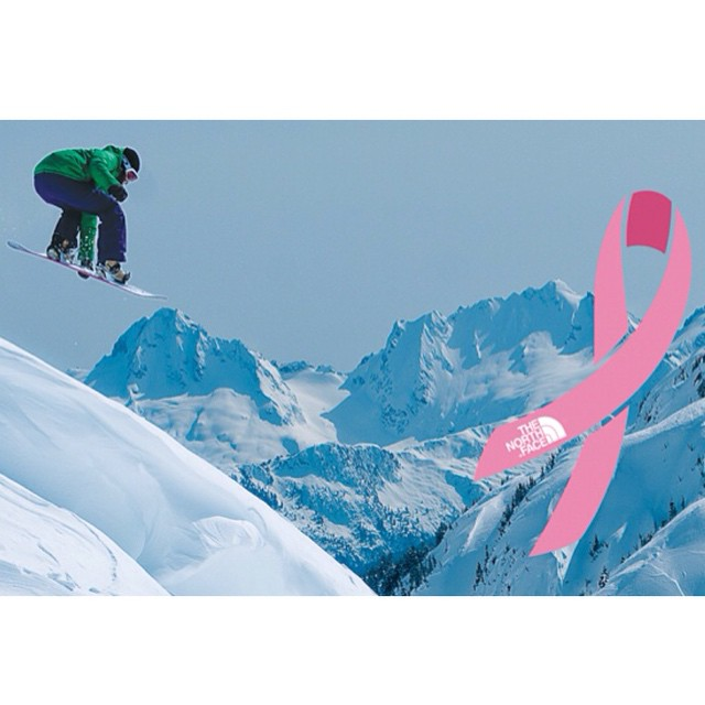 We are so thankful for the years of support from @TheNorthFace, and we are SO ready for winter with their newly launched #ThinkPink line!  Check out this brand new collection, and shop to support B4BC's education and prevention programs—including the...