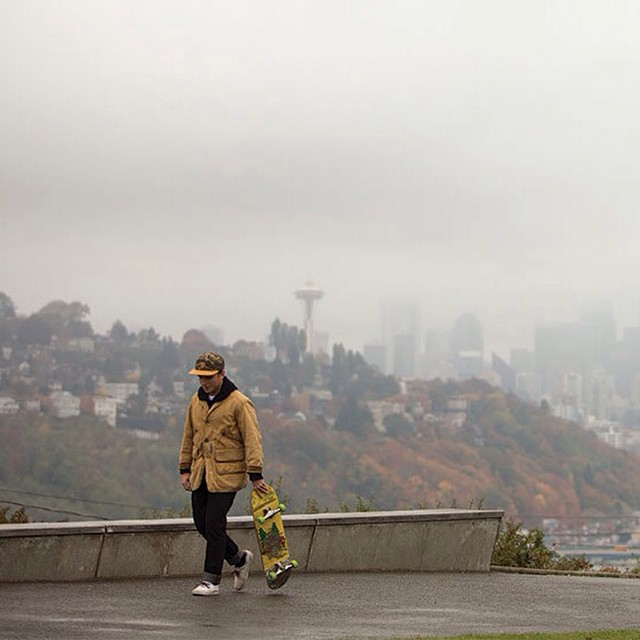 Life near the Cascades isn't all about snowboarding. Coal Snow Ambassador @austensweetin finds #fineliving in the city.