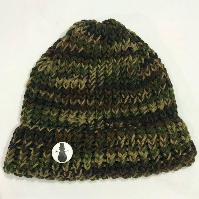 www.frostyheadwear.com #Beanie #MadeinMN