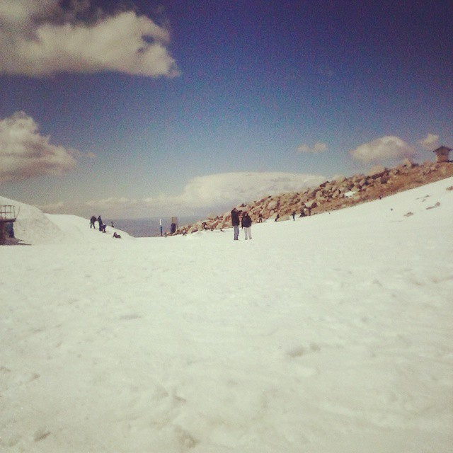 DIA IV: nieve todo el dia! #snow #brc #bariloche #mxd dale que dale