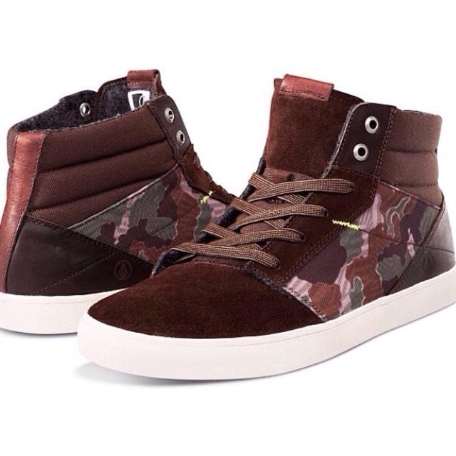 Grimm Mid Camo #Volcomfootwear esta llegando a #VolcomStore #Volcom #Footwear