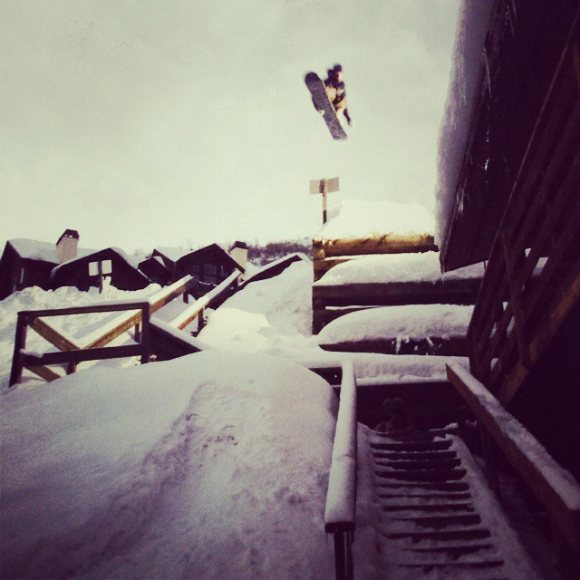 #brianpeters took this a few years ago. #tbt #dontcomeupshort #blackdeathspeedtribe #westvail