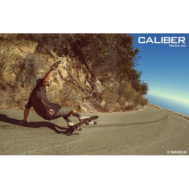 No matter the terrain, @nebulas_nakanelua has a unique style unto himself! #caliberstandard #calibertrucks