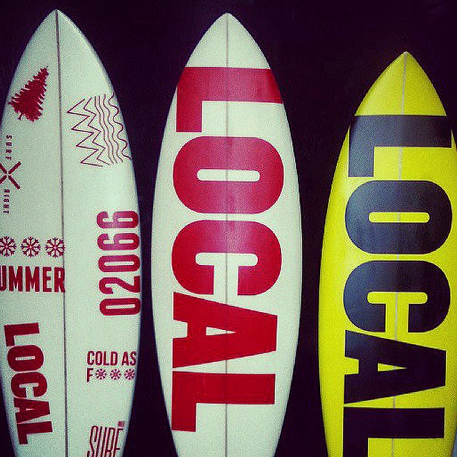 More Local madness. @bostonsurf_chinosurfboards #coldwatersurf #surfboard #local #balls
