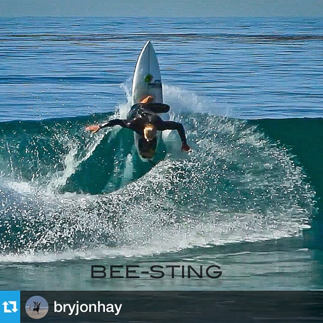 #TGIF  get out there and #shred the waves with @bryjonhay #Hoven #Hovenvision #Surf