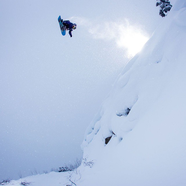 It's about to get real!  Our #RealSnowBackcountry show airs this Sunday, Oct. 12 at 5 pm ET/3 pm PT on ABC. (