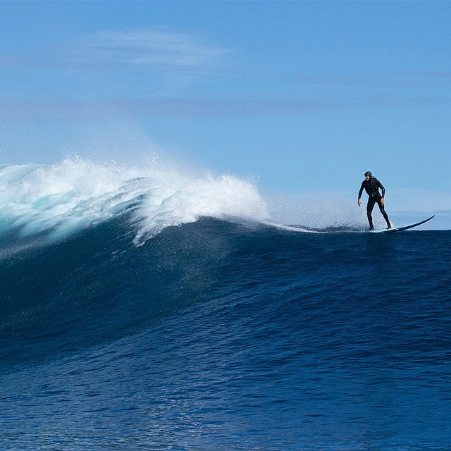 Our #BigWaveHellmen series will air in its entirety this Sunday at 1 pm ET on ESPN. (