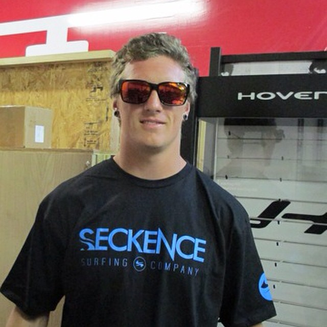 @martinhellevik rocking out his #Seckence tee #bmx #bmxlife #norway #native #california #cali