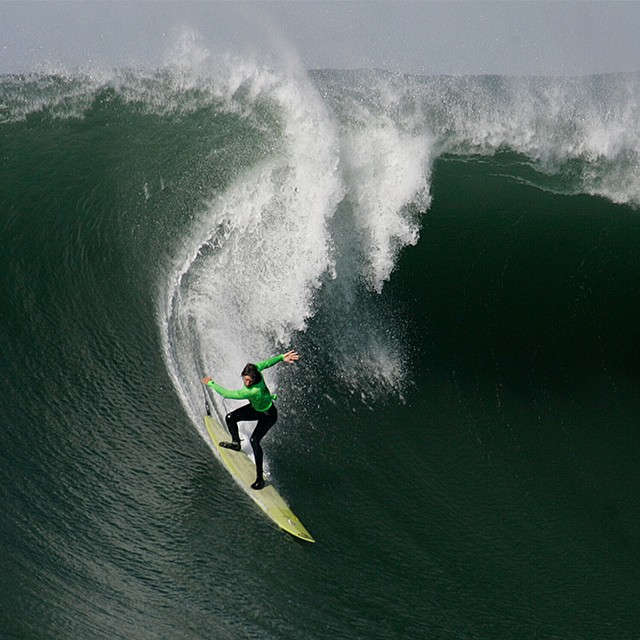 Our #BigWaveHellmen marathon is on ESPN today!  The series will air in its entirety at 1 pm ET. (