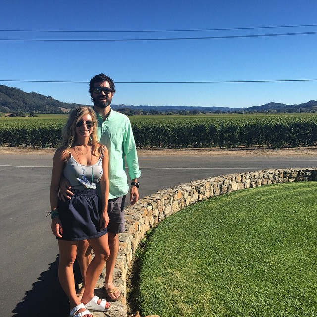 Another beautiful day in #WineCountry #AlexanderValley #SundayFunday #NorCal #sanfrancisco #winetasting