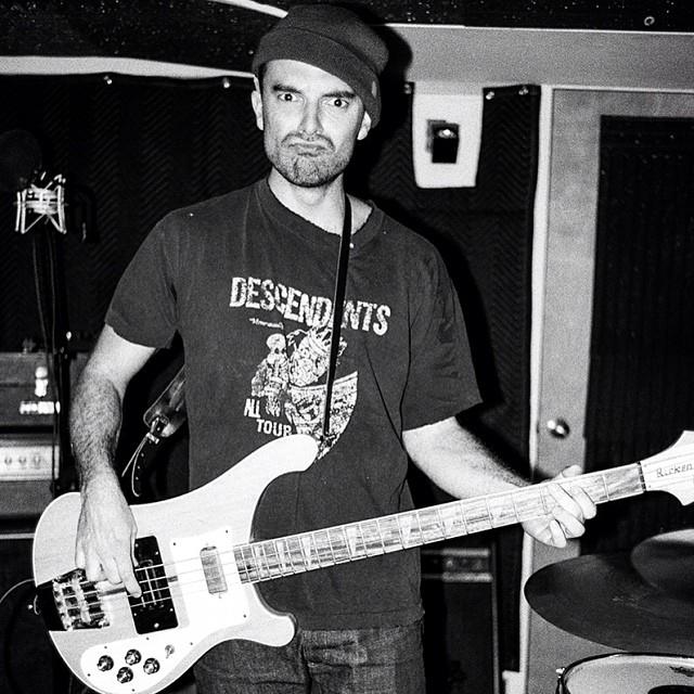 @ianlongwell slappin' da bass | Coal x TheGoodLife! | p: @mistergoodlife @wearethegoodlife #makeitnice