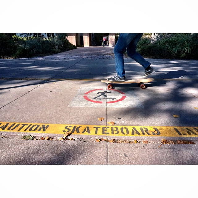 Who all has a #skateboard lane on their school campus? #B4BC's #CheckOneTwo Campus Tour is back in action this week at #UCI & #CSULB. More dates & info at B4BC.ORG
