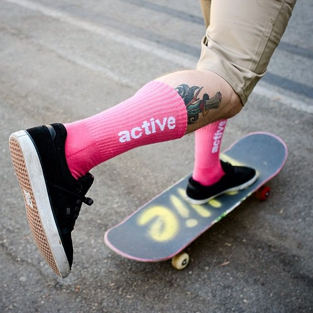 We've linked up with @ActiveRideShop this #October to offer you limited edition #pink B4BC x Active collab socks! $2 from each pair goes towards B4BC's education and prevention programs—grab a pair at any #ActiveRideShop location or online at...