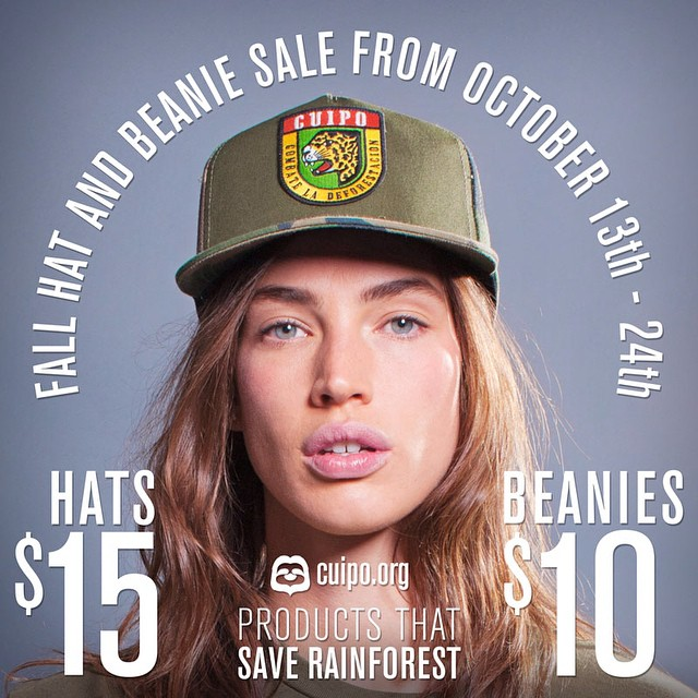 #FallSale on all #Cuipo hats and beanies!