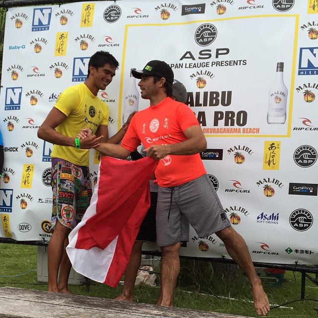 Congratulations to team rider @nelsonahina_3rd for his 3rd place at the Malibu Hyuga Pro this weekend.
