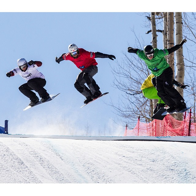 In 100 days, we'll be throwin' down at #XGames!  Tag the crew you'll be kickin' it with in Aspen. (