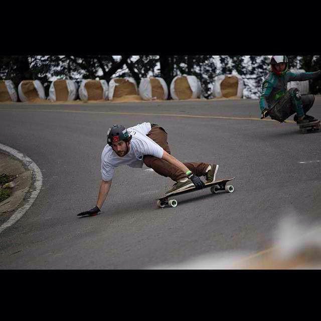 @jameskelly_shm signature style at #festivaldelabajada 2014! PC: @diegosaurius #calibertrucks #norcalstyles