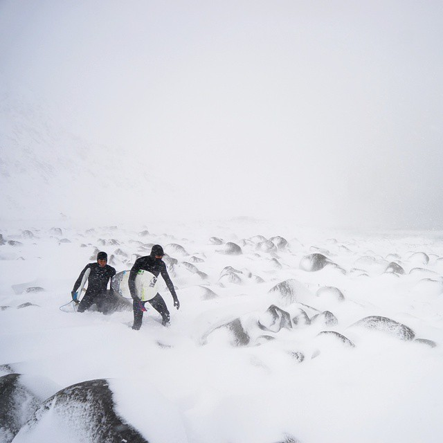 All in the name of fun. #GetOutStayOut  Photo: @chrisburkard