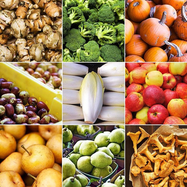 TASTY TUESDAYS // Fresh in Fall The fall harvest brings in tons of fresh, tasty fruits and veggies, and we've got the info on what's in season and why you should care! Although you can find produce year round, it's important to know what is actually in...