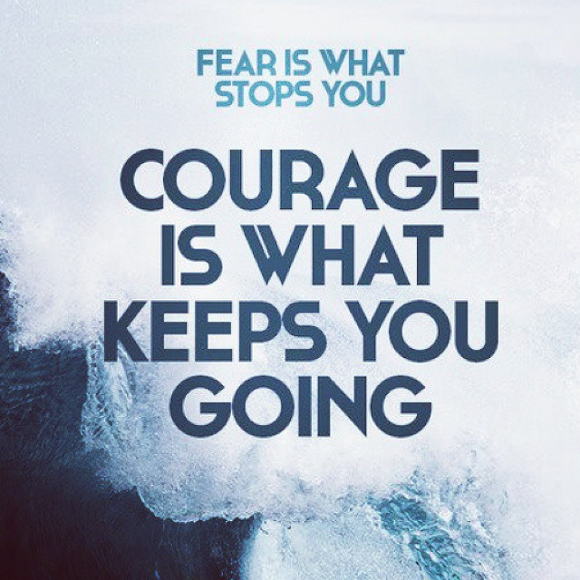 #motivationalquotes #courageofthegirl #groriders