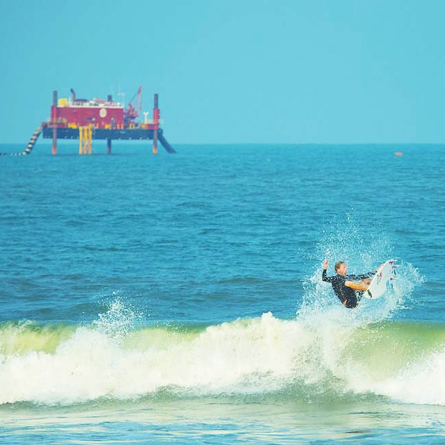 This Is Not A Wetsuit : Jeff Myers @sirjeffreyallenmyers Outer Banks, NC : PC @joncarterphotography #lovematuse