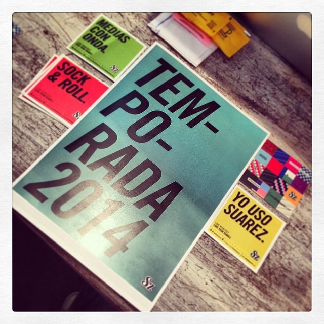 Hasta mañana 16 horas, Feria Presentes! Temporada 2014 @tiendasuarez