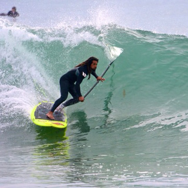 Enjoying every minute of it #Paddlesurfing #Paddleboarding #Surfing #Waves #Hoven #HovenVision #HovenSunglasses #LifeStyle #SanDiegoCa #HAPPYHUMPDAY