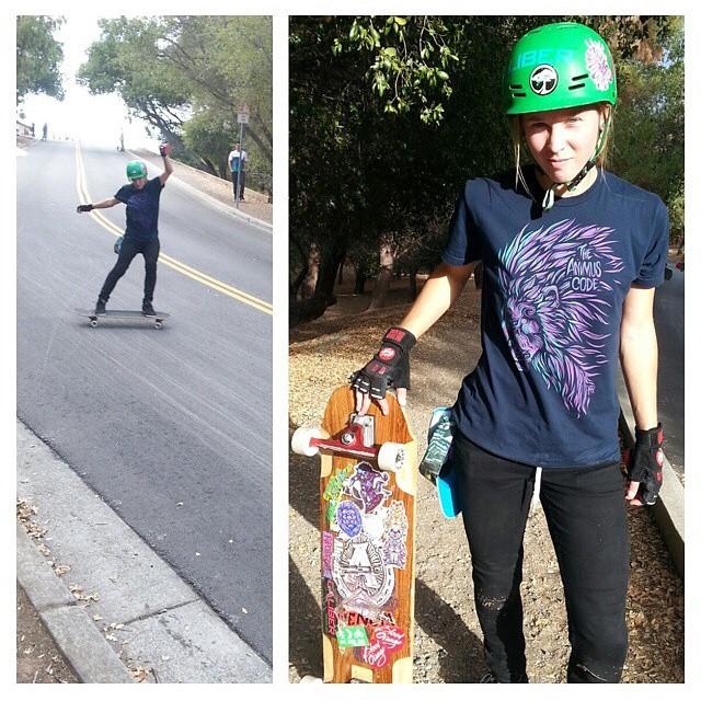 @fillbackside getting loose at the Menlo Park Skate Jam a few weeks back! PC: @carmen_sutra #calibertrucks