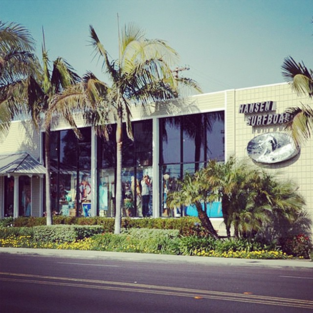 "Retailer of the week: @hansensurfboards ""In the early 70's, #Hansens transitioned into a retail business and quickly became one of the most popular and well-known surf shops in #Southern #California. Our single location in #Encinitas is now the largest..."
