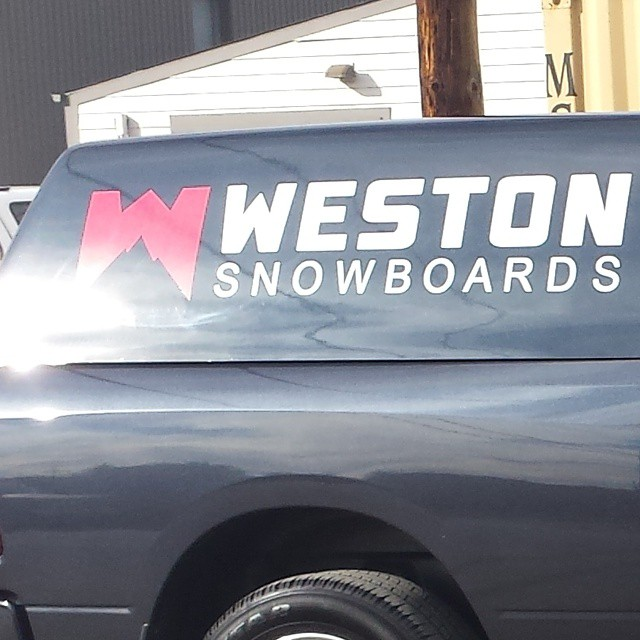 Love when  @westonbackcountry stops by the shop!