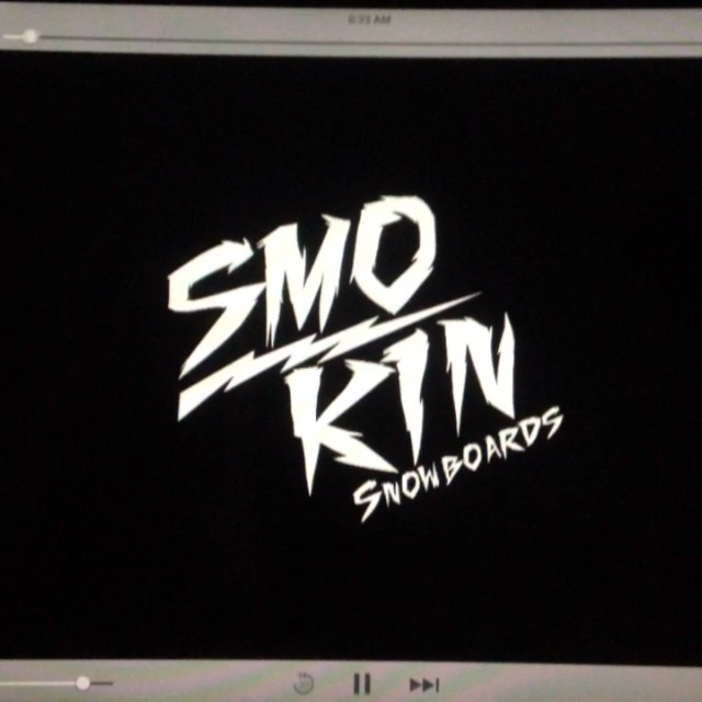 Peep the Smokin In The UK edit at www.snowboardermagazine.com #forridersbyriders #handmadelaketahoe