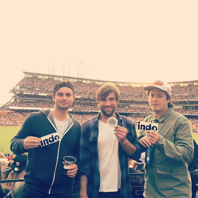 Go Giants! #playoffs #bleachercreatures #alwaysoctober @winfieldking @ls7996