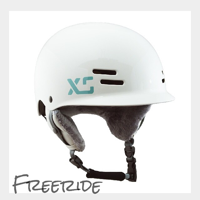 Let it snow ❄️ #xshelmets Freeride helmet #skatebikeboardski